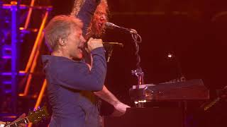 Bon Jovi: Lay Your Hands On Me - 2018 This House Is Not For Sale Tour