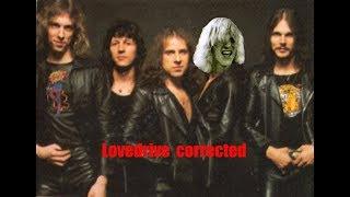 Scorpions 1979 Lovedrive tour with Michael Schenker - Berlin Feb 28 - Super rare!