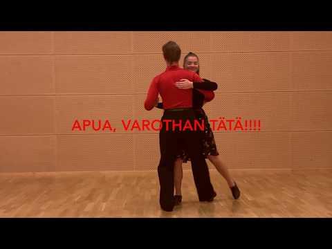 Video: Lissun Tanssivinkit nro 10 –Mikä on vastaliike? Miten se helpottaa käännöstä?