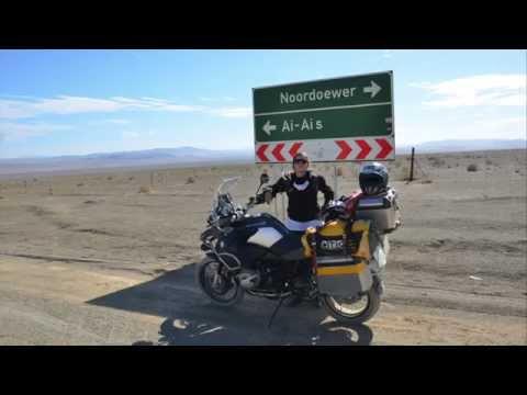 Namibia Bike Trip 2015 (BMW GS 1200 Adv)