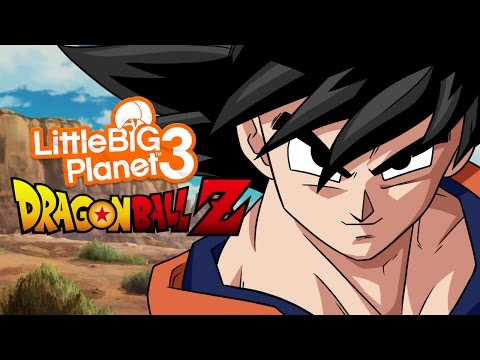 LITTLE BIG PLANET 3: DRAGON BALL Z
