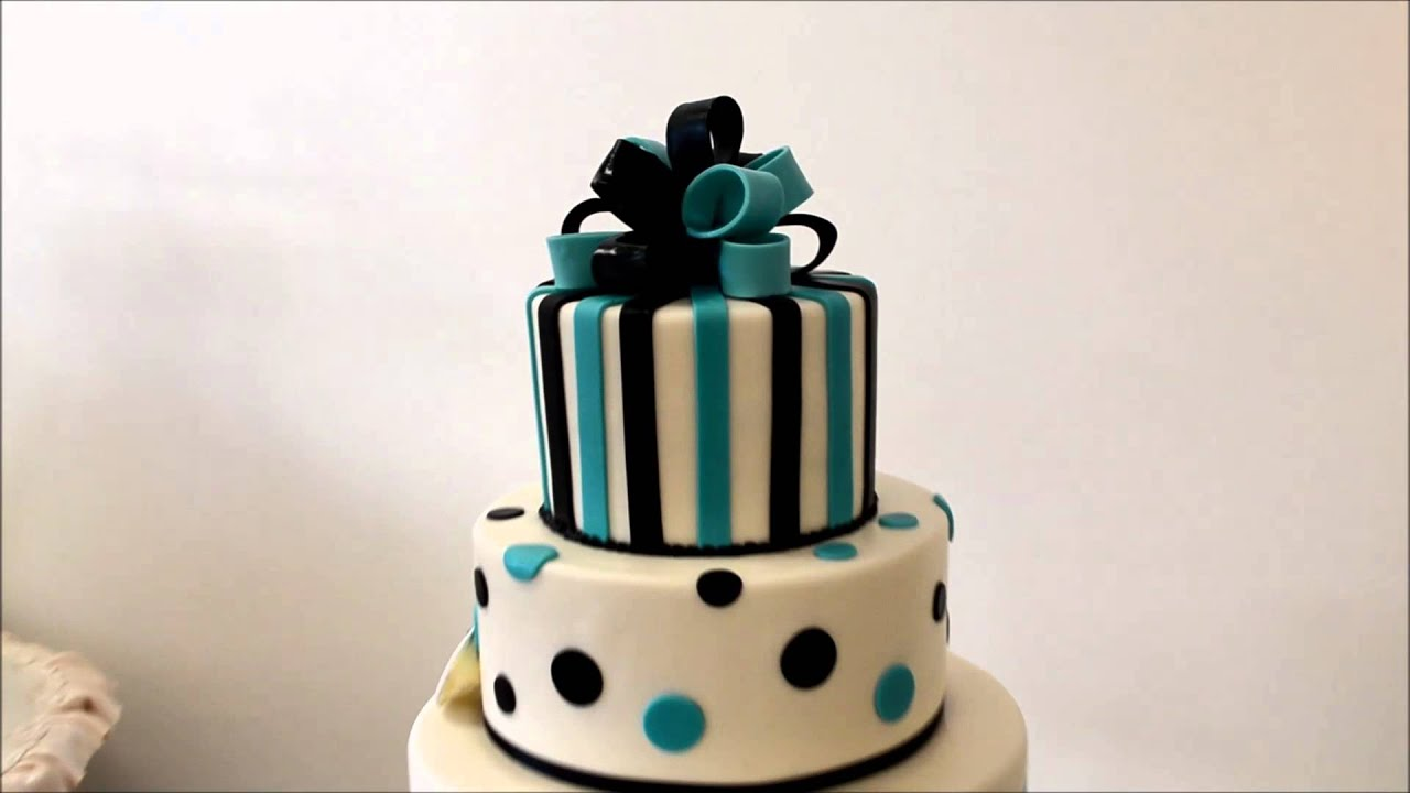 Perfect 3 Tier Cake For Birthday Cake