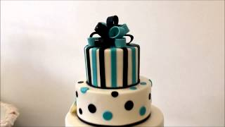 Perfect 3 Tier Cake For Birthday Cake Youtube