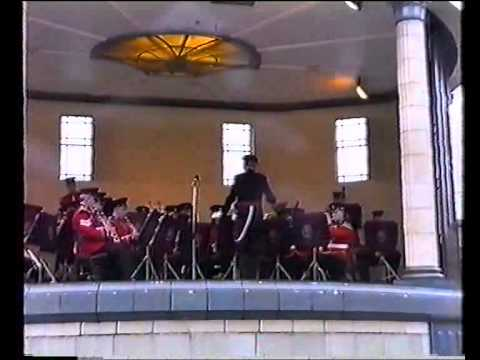 Old Comrades - Band of The Welsh Guards