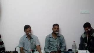 Aai Majhi Mayecha Sagar By Nilesh Zod and Group at Nagpur.(Best Voice)Mother Emotional Song.