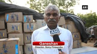 Firecrackers industry partially hit in Sivakasi ahead of Diwali