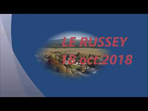 LE RUSSEY 18 Oct 2018