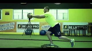 Физическая подготовка в зале (баланс, координация, сила и быстрота ног, стартовая скорость)