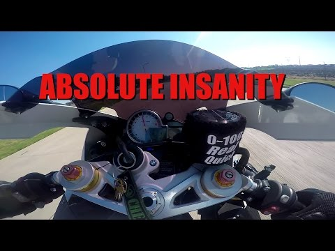 BMW S1000RR Test Ride and Review!