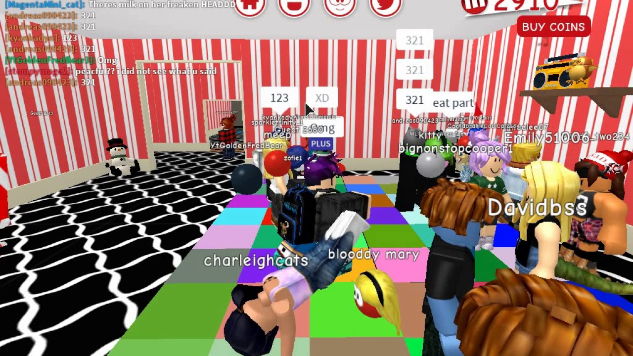 Roblox Meep City Party Check Youtube