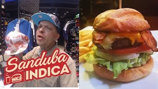 Johnnie Jack e New Era - Sanduba Indica