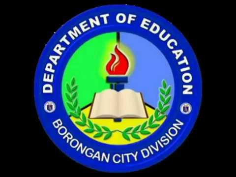 Borongan City Division Hymn
