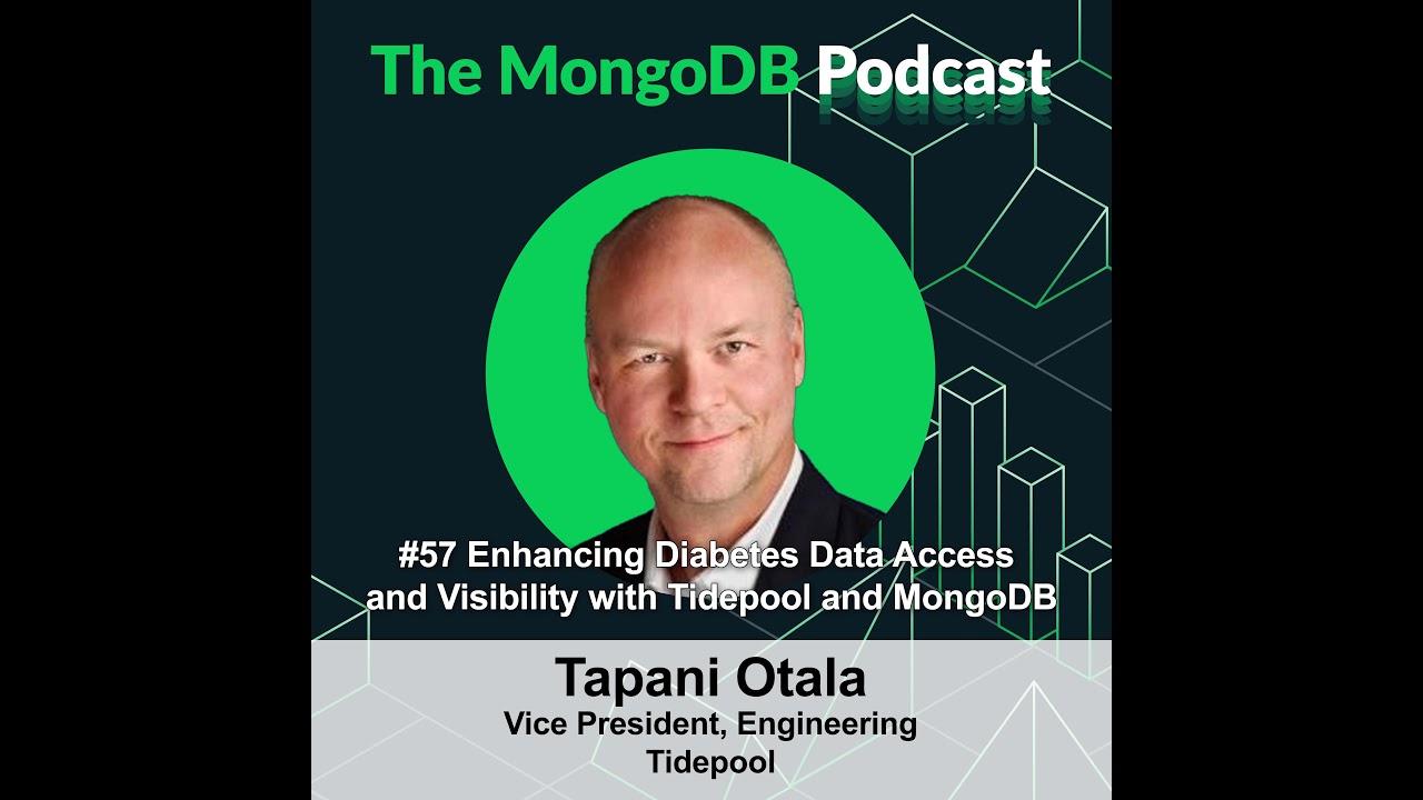 Enhancing Diabetes Data Visibility with Tidepool and MongoDB