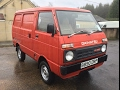 1985 Daihatsu Hijet Mini Van Review