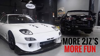 SUPRA UPGRADES, JDM THINGS, CALVIN