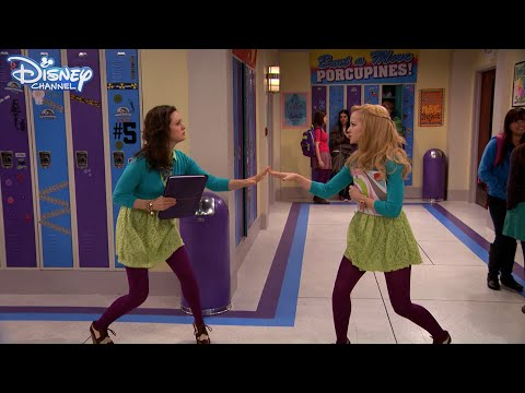 Liv and Maddie  Same Outfit!  Disney Channel UK HD