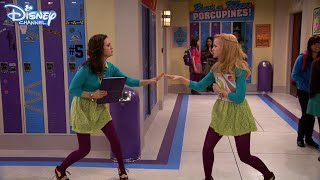Liv and Maddie - Same Outfit! - Disney Channel UK HD