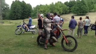 Motocross bemutató 5 - Bárdudvarnok Falunap 2017