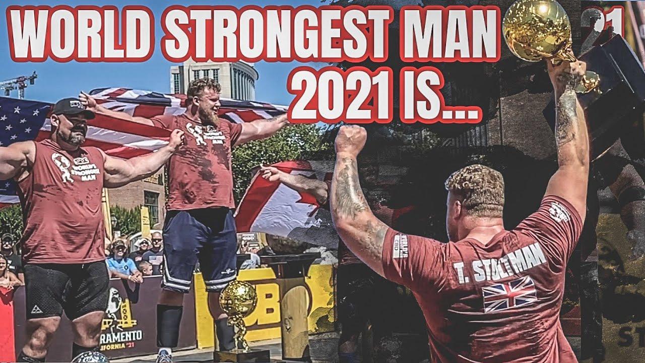 Worlds Strongest man 2021 | The final Part 2