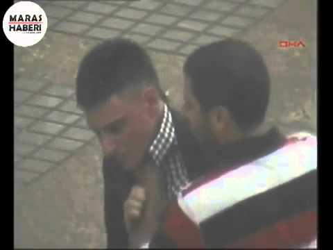 Kahramanmaraş'ta Mobese Kameralarına Yansıyan İlginç Görüntüler