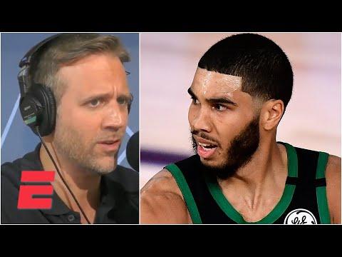 Max Kellerman on Heat vs. Celtics: Bam Adebayo's block on Jayson Tatum and Gordon Hayward