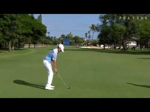 Jimmy Walker Iron Golf Swing Slow Motion