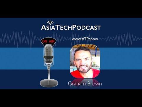 Robert Lomnitz | ATP Stories | AsiaTechPodcast.com