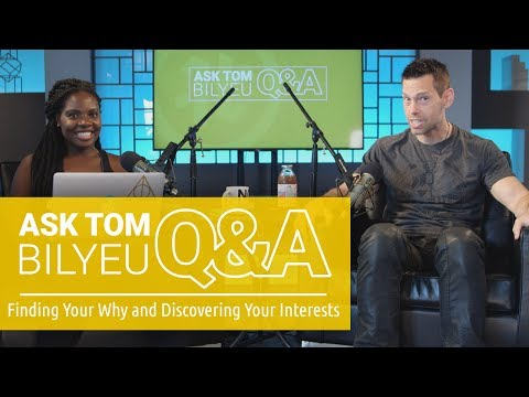 Q&A on Finding Your Why and Discovering Your Interests