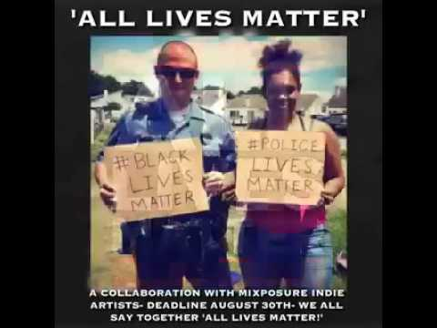 All Lives Matter Promo Video by Tricia Crawford