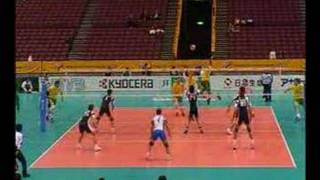 Australia vs Greece, World Chapionship Volleyball