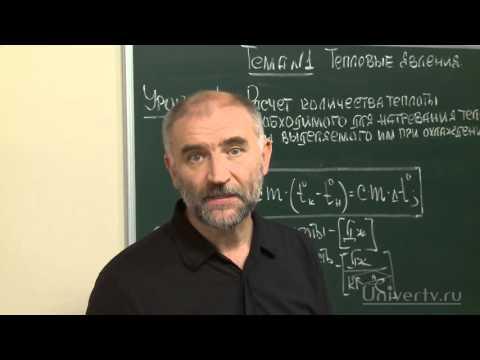 Разделы предмета «Физика -