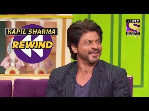 Shahrukh Khan Trolls Kapil Sharma | The Kapil Sharma Show | SET India Rewind