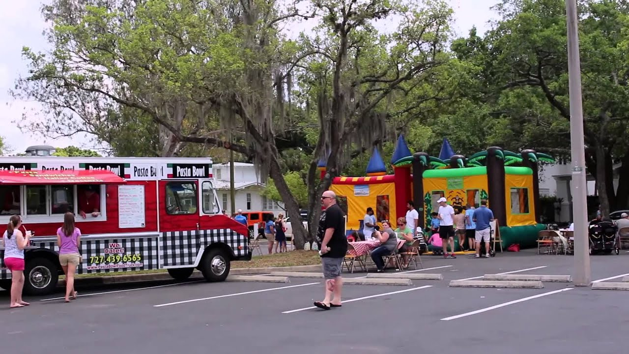 Food Truck Rally Riverview