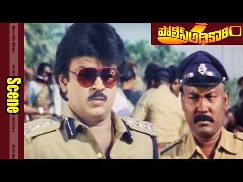 Vijayakanth Enquiry Murder Case || Police Adhikari  Movie || Vijayakanth, Rupini|| movieTimeCinema
