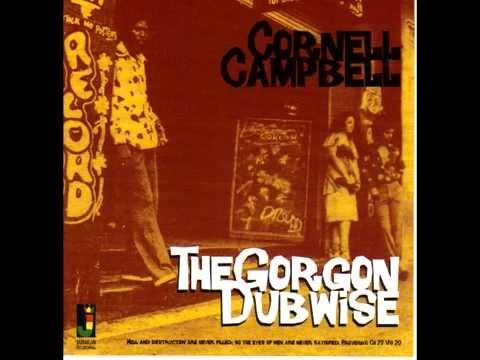 Cornell Campbell - The Gorgon dubwise - ALBUM