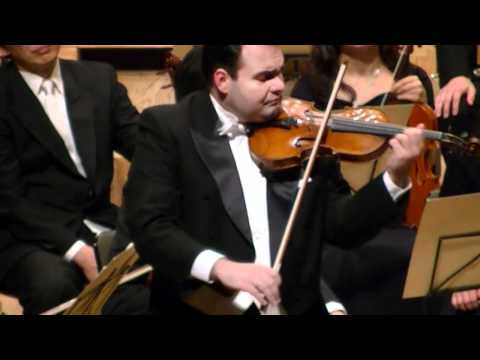 Tibor Szomora plays encore-Gloomy Sunday