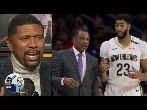 Anthony Davis and the Pelicans will have an ugly divorce –Jalen Rose | Jalen & Jacoby