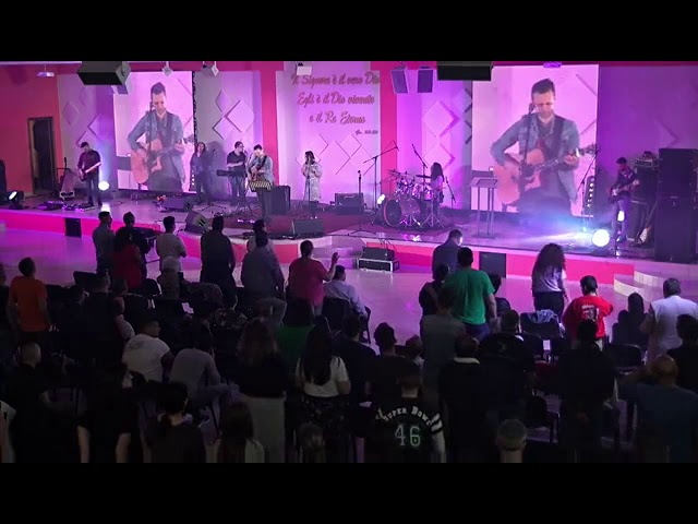 SDV WORSHIP - Our Father (Italian Live Version) // DIO PADRE (Bethel Music)