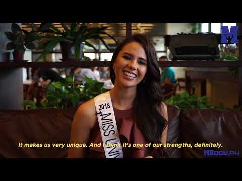 Catriona Gray: Filipinas are one in a billion Mp3