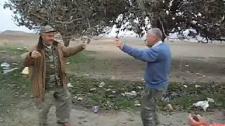 Ağalardan Cezayir oyunu...