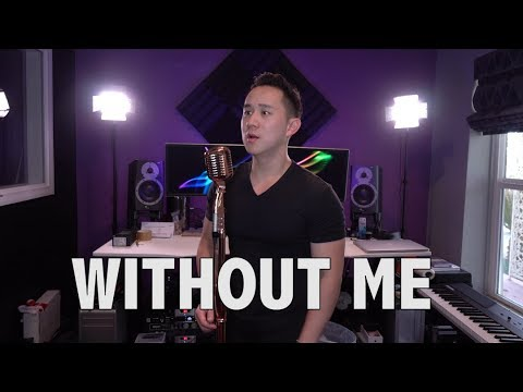 Without Me - Halsey Jason Chen Cover