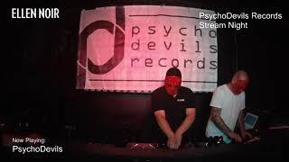 PsychoDevils @ PsychoDevils Record Stream ELLEN NOIR Magdeburg 25.07.2020
