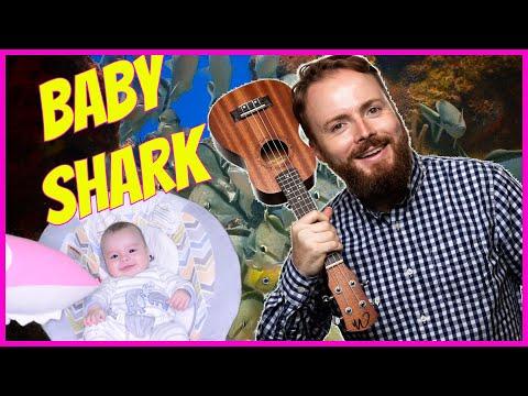 baby-shark---pinkfong-(easy-ukulele-tutorial)
