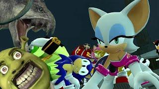 Repeat youtube video Sonic Zombie Doom Ship The Movie