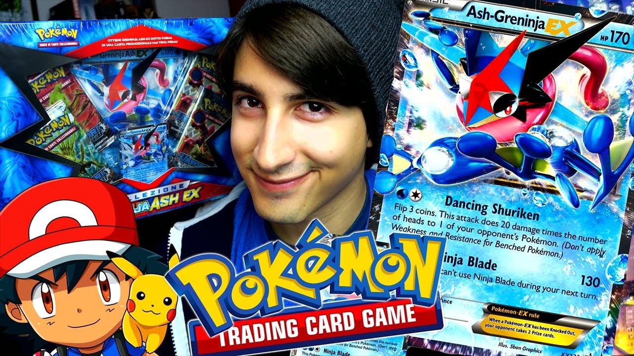 Oddio trovo una carta mega ex full art wow spacchettamento carte pokemon greninja ash ex youtube - Carte pokemone ex ...