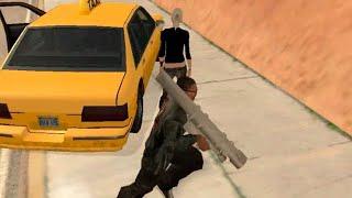 GTA San Andreas Loquendo Las apuestas de CJ por Vigilantes15