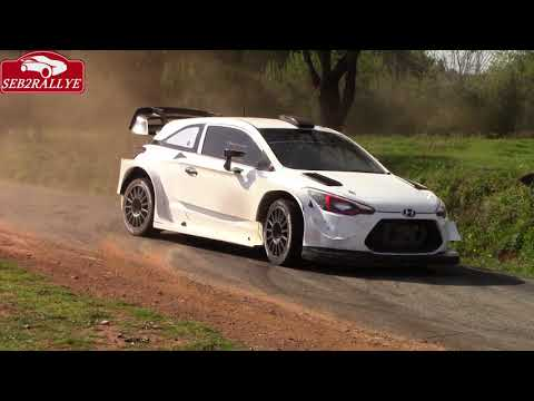 Thierry  NEUVILLE / nicolas  GILSOUL  tests in CORSICA  2018