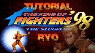 Tutorial Combos Del The King Of Fighters 98 Ryo Sakazaki