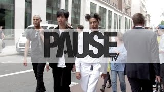 PAUSE LCM Street Style Video - SS16