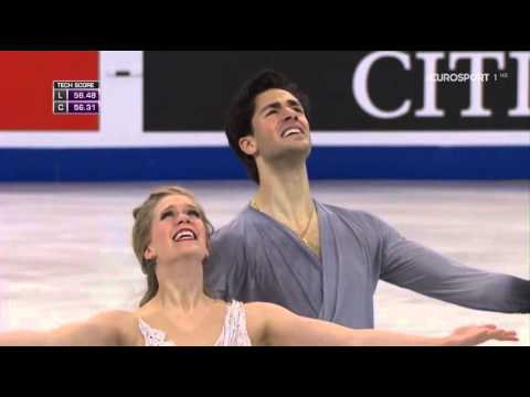 2016 Worlds   Dance   FD   Kaitlyn Weaver & Andrew Poje   On the Nature of Daylight, Run